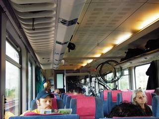 Intercity nach Stuttgart